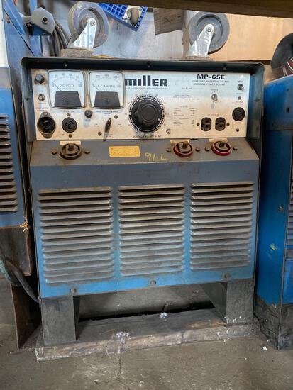 Miller MP65E Welding Source