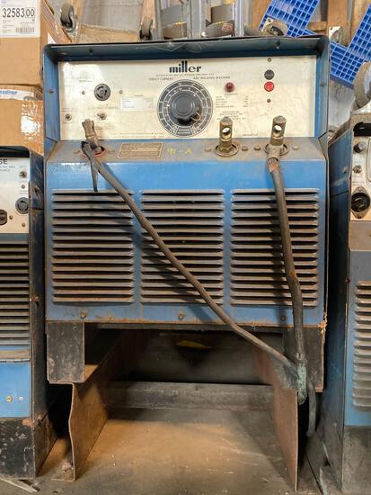 Miller SRH-333 Welding Source