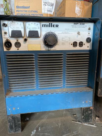 Miller MP-45E Welding Source