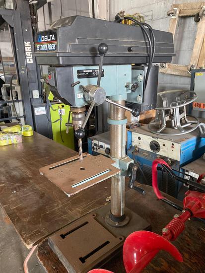 Delta 12 in Drill Press
