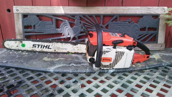 Stihl 31AV Chainsaw