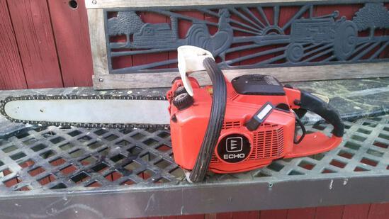Echo 500 EVL Chainsaw