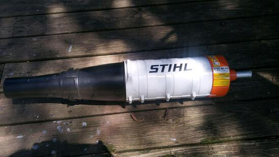 New Stihl Blower Attachment for Weedeater