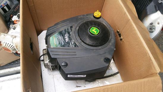 John Deere 19 hp motor-still in box