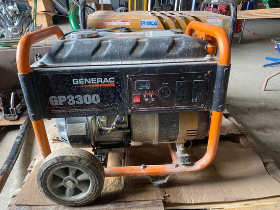 Generac GP3300 Generator