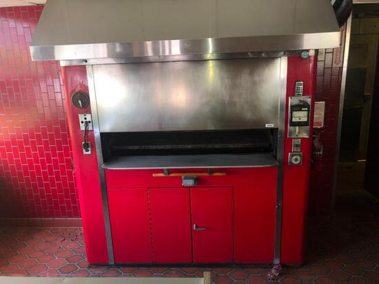 Pizza Pie Mechanical Bake Oven from AJ FISH Oven Company