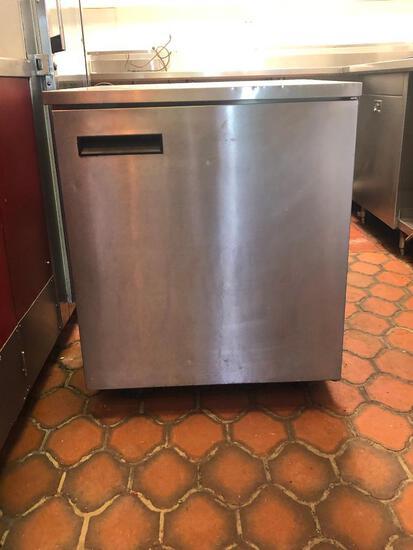 Delfield undercounter refrigerator - Model # 406