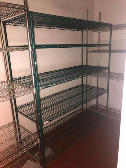 Stainless Steel Metro Rack Shelf Unit