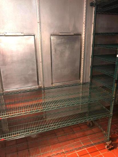 Metro Rack Mobile Shelf Unit