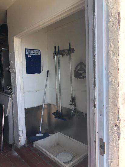 Cleaning Closet & All Fixtures - SEE PICTURES