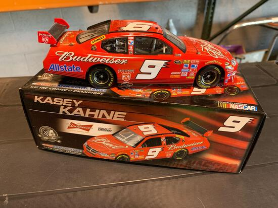 Number 9 kasey kahne stock car
