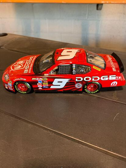 #9 kasey kahne Dodge Charger stock car