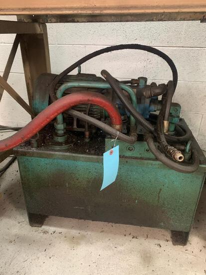 Vickers Model PVB6 RSY 20CM11 Hydraulic Pump
