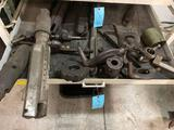 Shelf load of assorted tooling