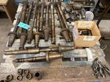 Arbors and tooling for lot 2