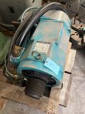 Super line direct current motor type SDN-CFZ