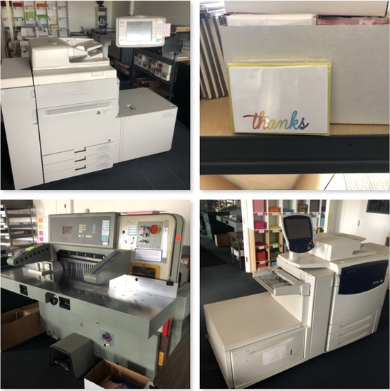 Absolute Print shop, High End Paper, Office & More