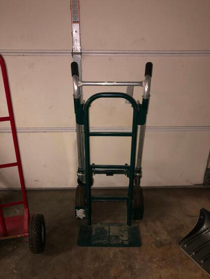 Green Extention Dolly