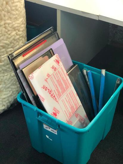 Inline Dies for Handmde Envelopes & Custom Pocket Folders
