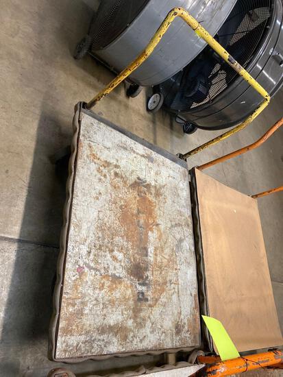 36 x 48 inch flat cart
