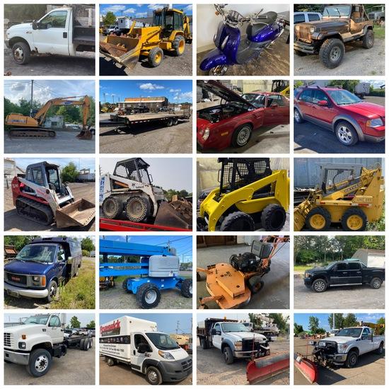 Annual September Trucks, and Equipment