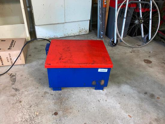 Auto Parts Washer