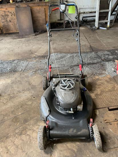 Craftsman self propelled 22 inch mower
