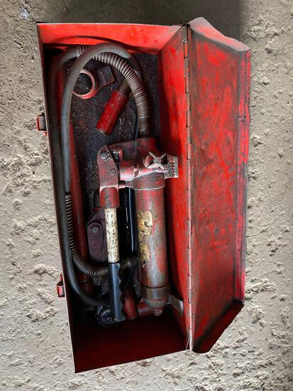 American Forge & Foundry 4 Ton Porta Power Body/Frame Repair Kit