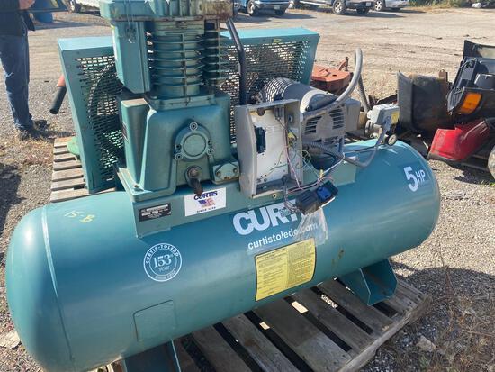 Curtis Toledo 5hp/80 gal Air Compressor