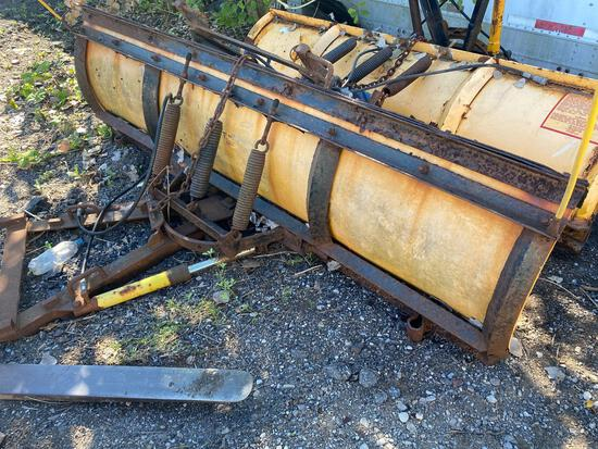 Meyer 7.5 Ploy Plow Assembly