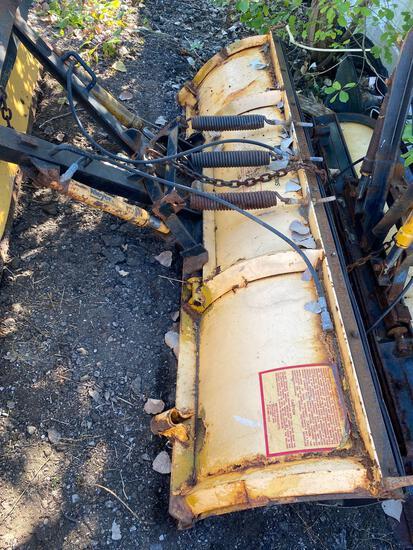 Meyer 7.5ft Steel Plow Assembly