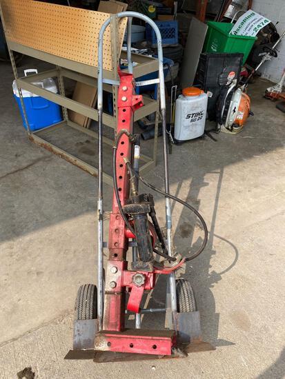 Hydraulic 4 Ton Spring/Strut Compressor