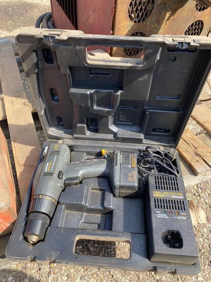 Craftsman 13.2v cordless drill
