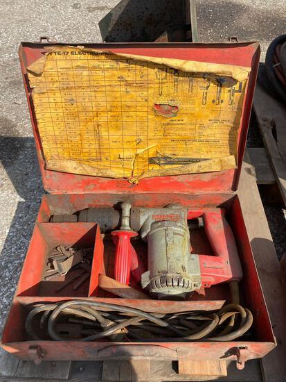 Hilti TE17 Hammer Drill