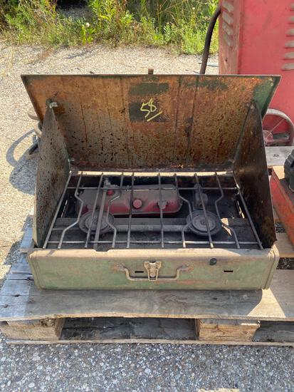 Vintage Camping Stove