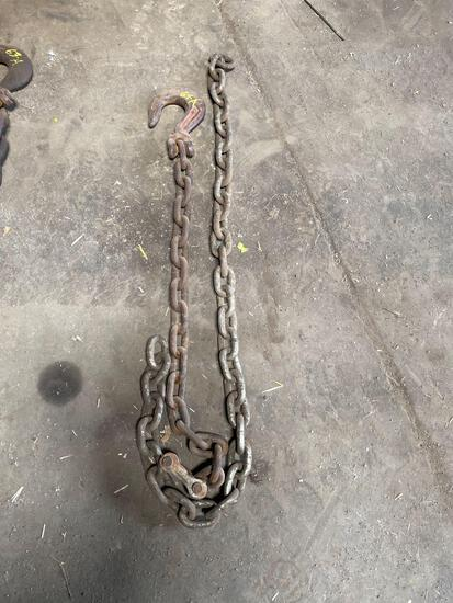HD Chain. Needs spliced.