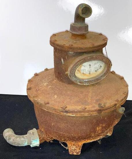 Vintage Westinghouse No. 3 Gas Meter