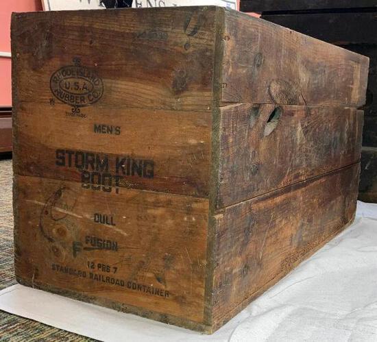 Storm King Boot Box