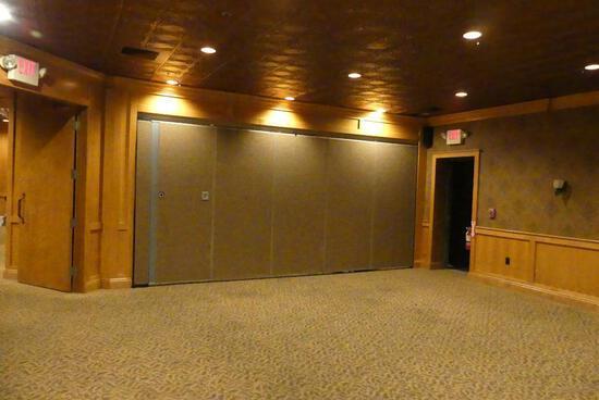 Banquet Partition Door