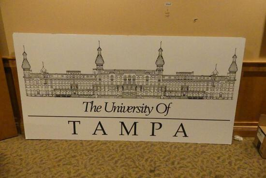 HUGE Tampa Sign