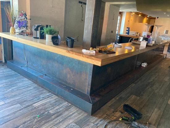 1st Floor Bar - Front of House