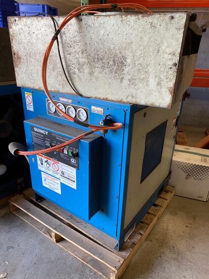 Quincy Rotary Air Compressor