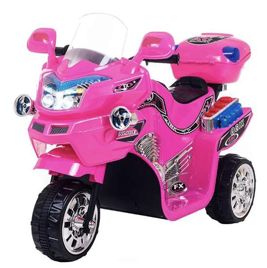 New in box (NIB) Lil Rider Battery Powered Boys/Girls ride on scooter-Pink