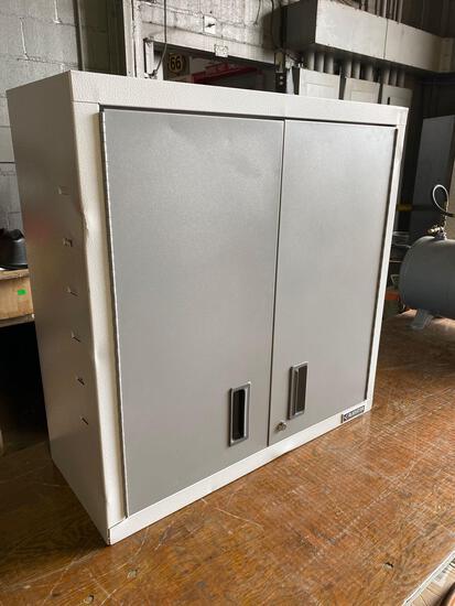Gladiator Metal Top Cabinet
