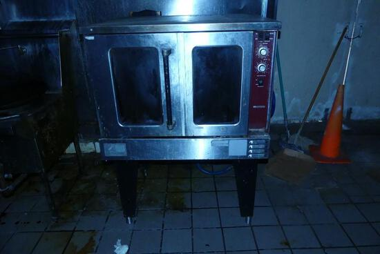 South Bend Commercial Double Oven