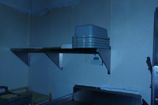 5 Stainless Steel Kitchen Shelves