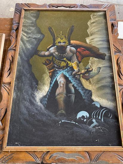 29 x 41 Viking Picture