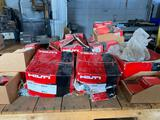 Wholesale Pallet 1 of Hilti Mix and Match Hardware