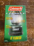 New Coleman Compact Floating Lantern