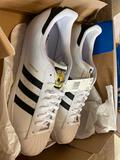 Pair of SIZE 20 Adidas Tennis Shoes